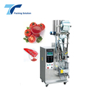 Small Sachet Salt sauce Packaging Machine tea powder shampoo honey tomato paste ketchup full auto packing machine