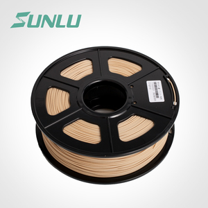 Warehouse price high quality filament 1.75 wood for 3D feeding rod plastic tube supports OEM and ODM