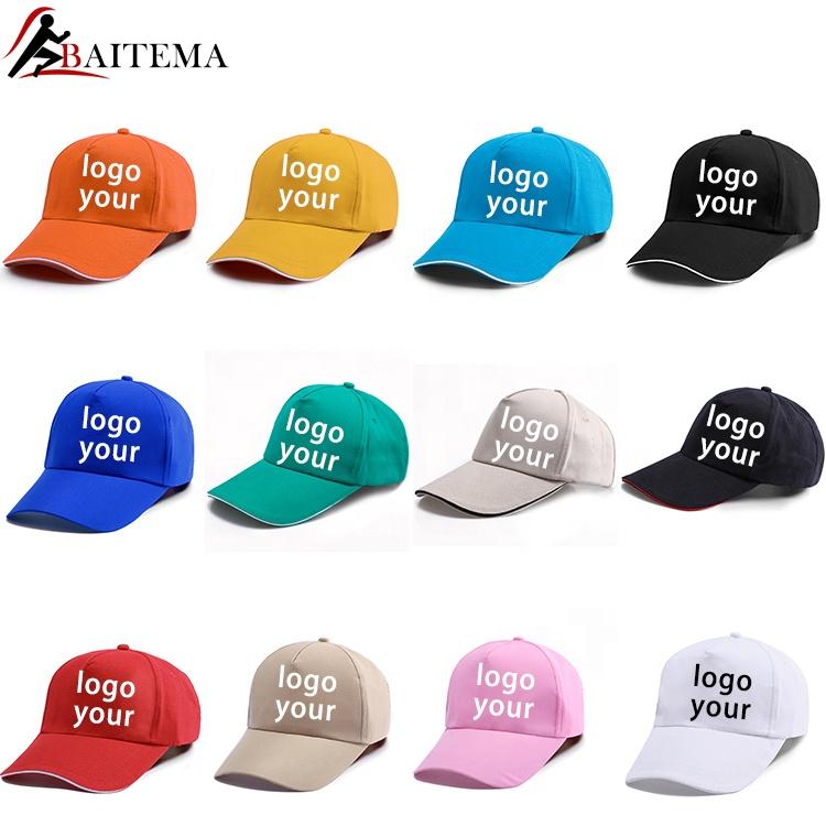 2018 de moda Casual Snapback gorras de impresión de logotipo personalizado  gorra de deporte 598ae9da943