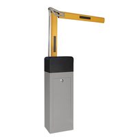Outdoor gate smart system automatic barrier gate for parking lot