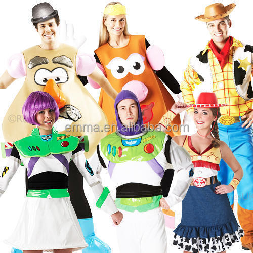 toy story adult fancy dress movie characters mens ladies costume outfits bwg17183 buy toy story costumecharacters costumecostume product on alibabacom
