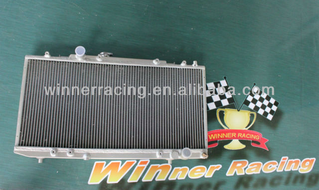 HIGH PERFORMANCE 56MM ALUMINUM ALLOY RADIATOR FOR TOYOTA CELICA GT4 ST185 ALL-TRAC