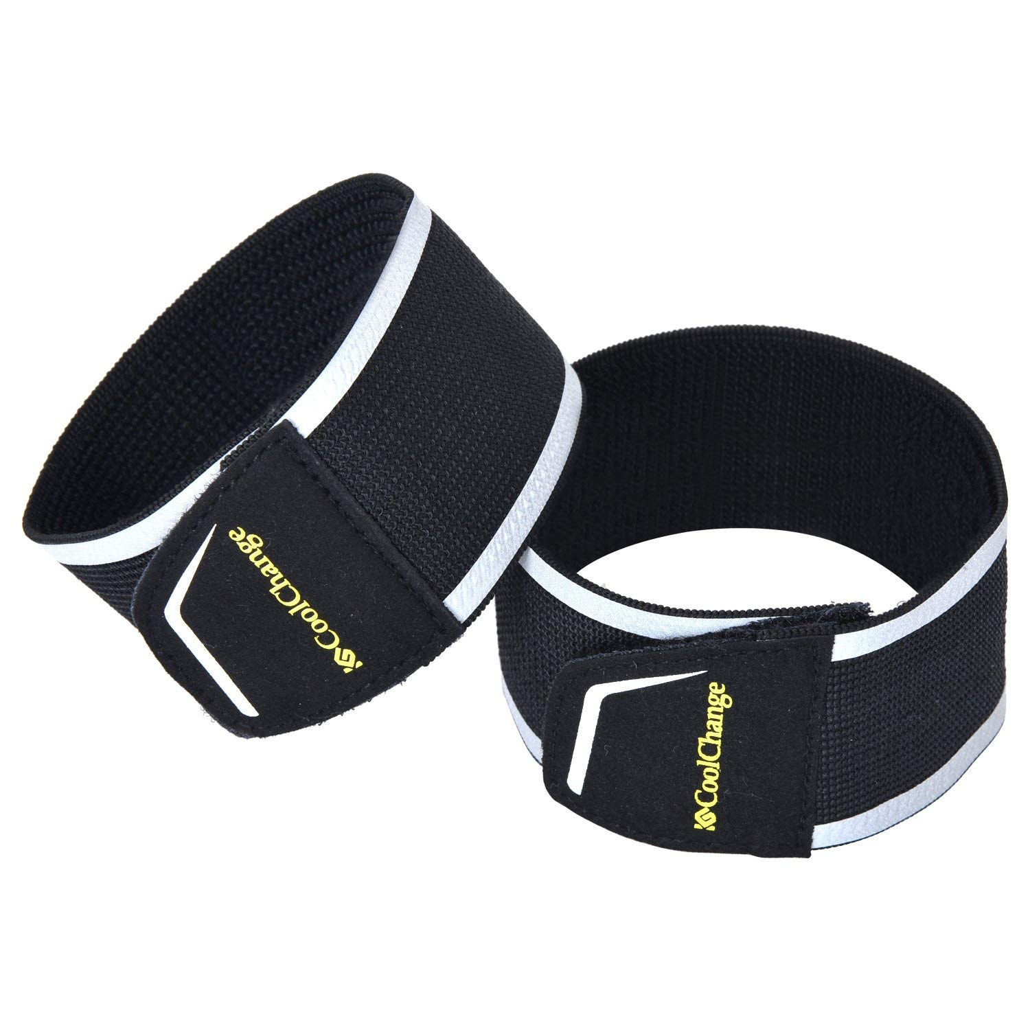 5pcs Outdoor Sports Reflective Wristband Armband Ankle Band For Running Running Walking Grade Products According To Quality Camping & Hiking