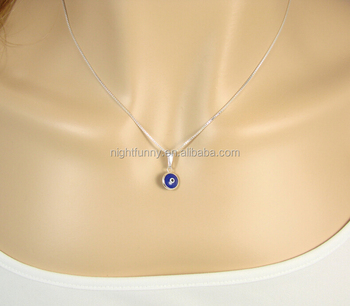 collier argent turquie