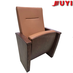 JUYI New Product PU Theater lecture hall seating JY-306