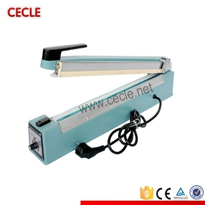 hand plastic bag sealing machine heat sealer impulse sealing machine manual plastic bag sealing machine