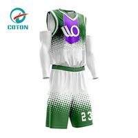 Club Jersey Wear Promotional Basketball Team Usa