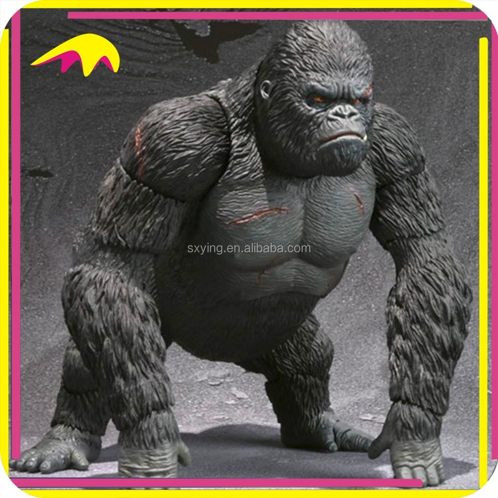 KANO0207 Amusement Park Attractive Lifelike Animatronic King Kong