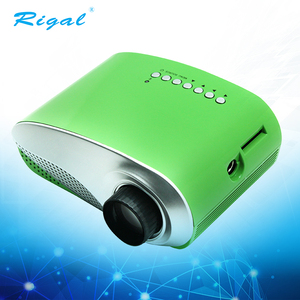 Home Theatre Projectors,PC Support 720P USB LED Projector