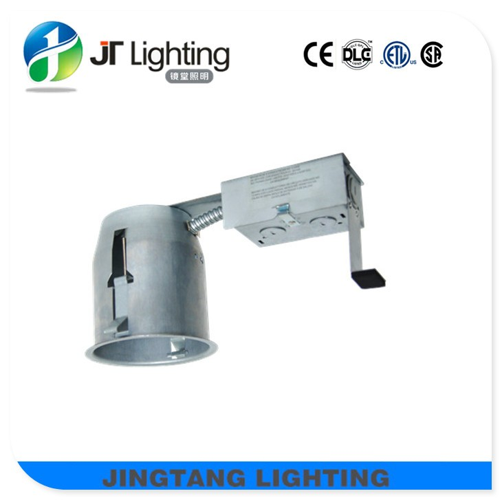 """Led Ceiling Light For 4"""" Remodel Non-ic Recessed Light Housing ..."""