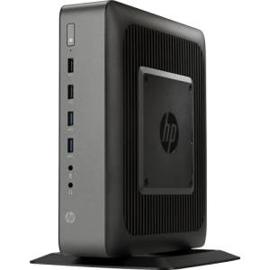 """Hp Flexible Thin Client T620 - Thin Client - Tower - 1 X Gx-415Ga 1.5 Ghz - Ram 4 Gb - Ssd 8 Gb - Radeon Hd 8330E - Gige - Hp Thinpro 32-Bit - Monitor : None. - Smart Buy """"Product Type: Systems/Thin Clients"""""""