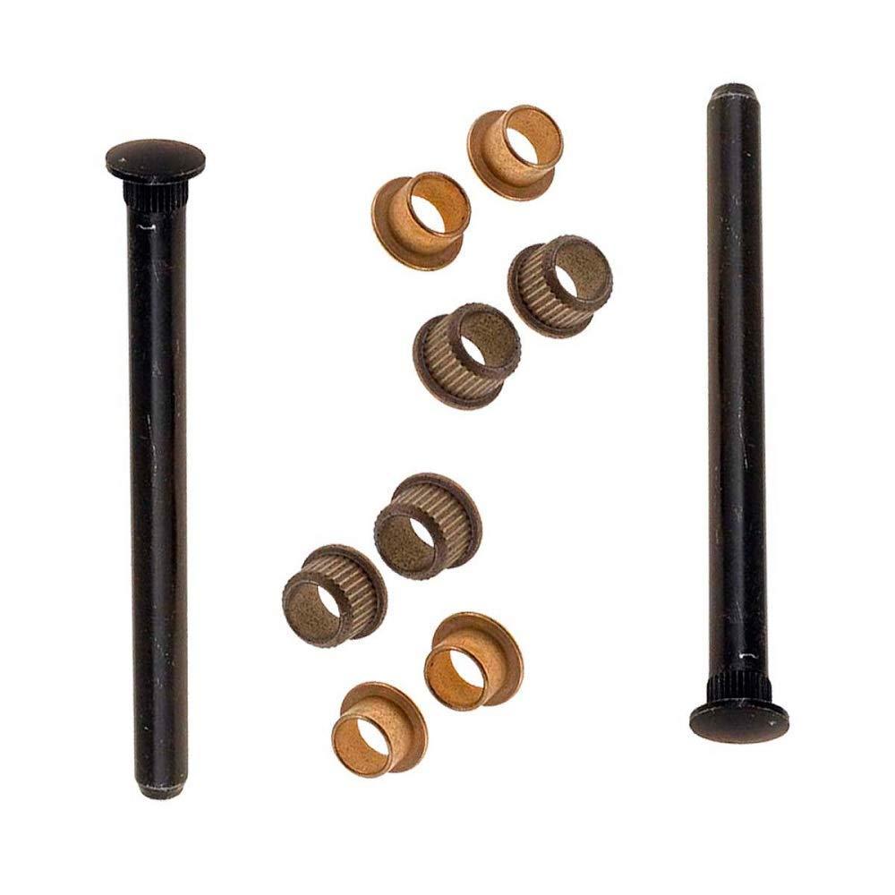 Door Hinge Pin and Bushing Kit Complete Automotive Set Heavy Duty Car Accessories - Skroutz