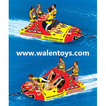 """Inflatable Ski Tube Airhead Blast 54"""" Jet Ski,Towable Inflatable ..."""
