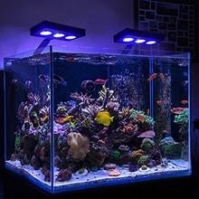 Hot Koop Dimbare APP Controle <span class=keywords><strong>Aquarium</strong></span> 50 w <span class=keywords><strong>led</strong></span> <span class=keywords><strong>aquarium</strong></span> licht voor Koraalrif Vis Tanks