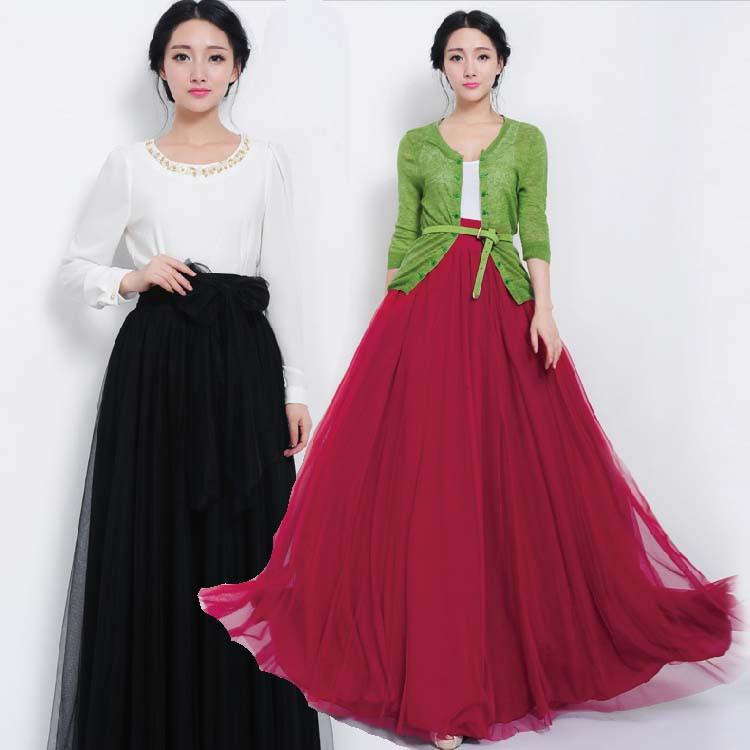 Исламский юбки
