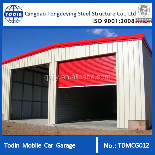 Metal Roof Portable Garage, Metal Roof Portable Garage Suppliers And  Manufacturers At Alibaba.com