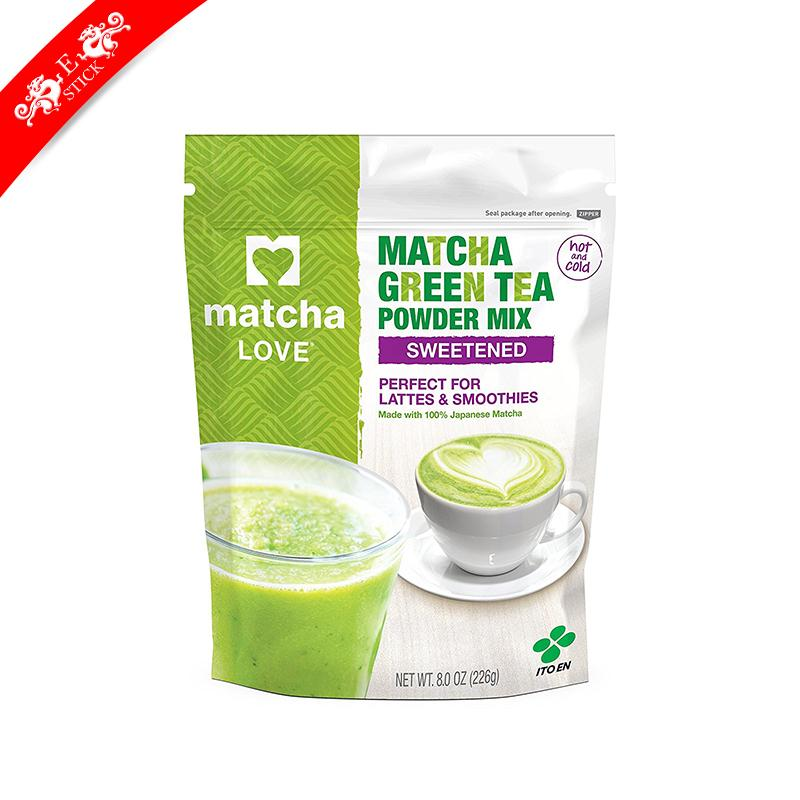 Natural healthy green leaf extract powder for adult - 4uTea | 4uTea.com