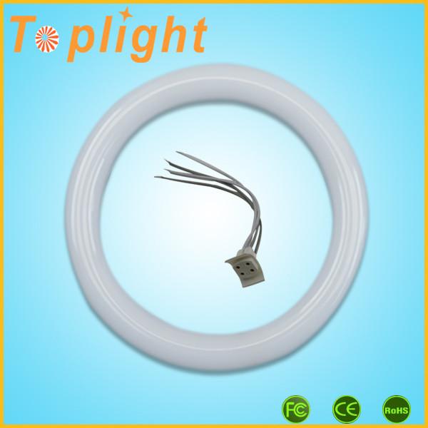 Sustituci n del tubo doble cara llev el tubo fluorescente - Tubo fluorescente circular ...