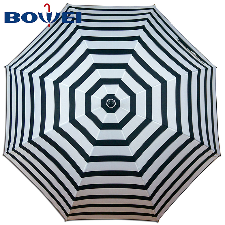 China supplier cheap automatic windproof custom golf umbrella