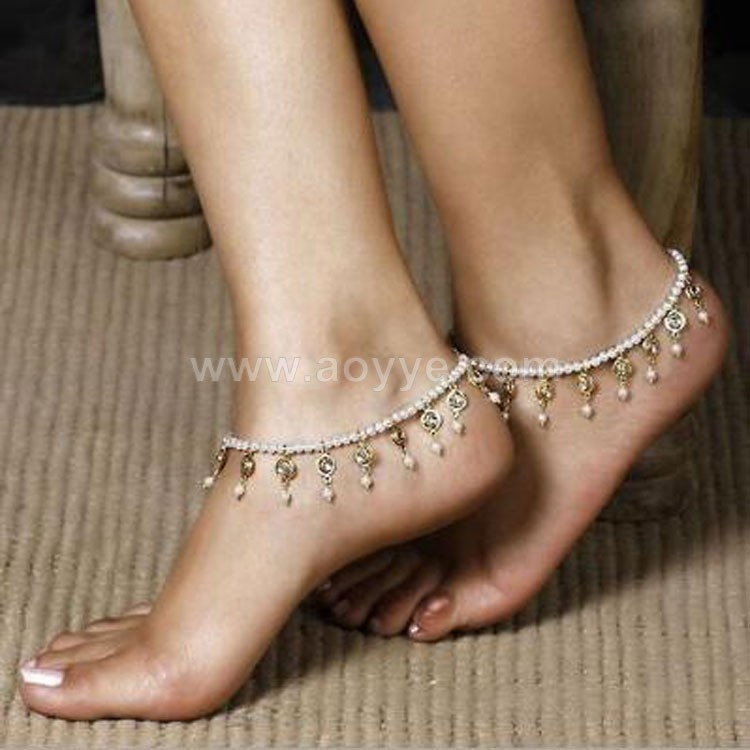 Pearl Anklet, Pearl Anklet Suppliers and Manufacturers at Alibaba.com