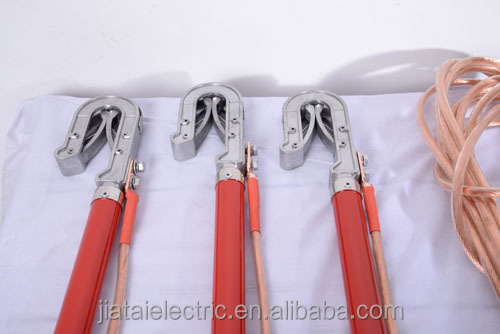 Security Earthing Equipment