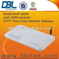 DBL Radio over IP RoIP Gateway RoIP302M