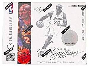2012/13 Panini Signatures Basketball Hobby Box Look For Kyrie Irving Rc Cards! - Panini Certified - NBA Trading Cards