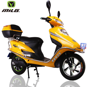 48v 16inch cheap adult electric motorcycle moped