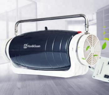 Hot 6 Inch Portable Ozone Sterilization Exhaust Kitchen In ...