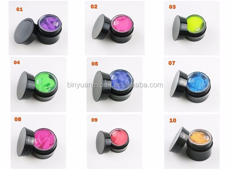 2017 Newest 4D 15ML Sculpture Nail Gel for Nail Salon