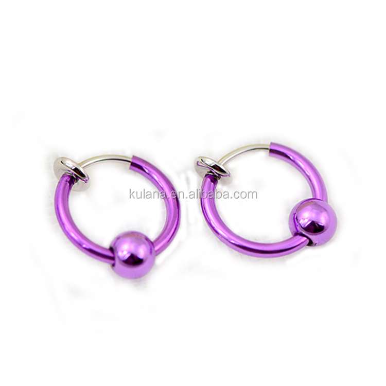 Earring Stud,Simple Gold Nose Rings Designs For Women - Buy ...