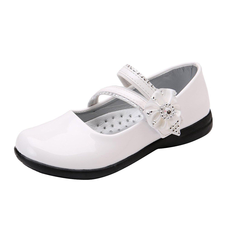 ACVIP Kid Dance Ballet Yoga Soft Shoes Black Color