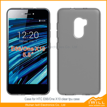 Anti Skid Shockproof Matte Silicone Case For HTC One X10 , For HTC One X10 TPU Case