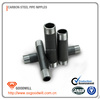 connector carbon steel plumbing fitting pipe nipple