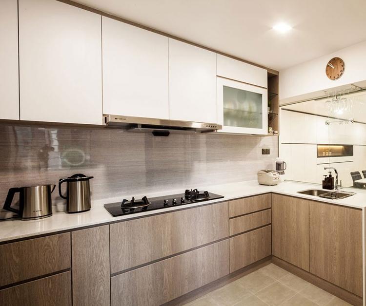 Melamine Kitchen Cabinets Wholesale Melamine Kitchen Cabinets Kitchen Island Design   Buy