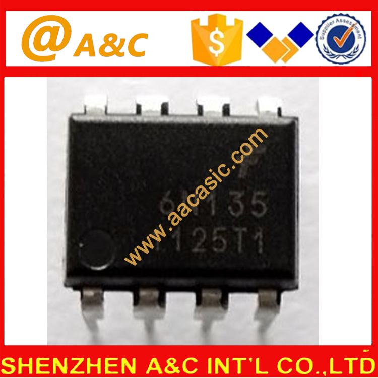 High Speed Optocouplers 10MBd 1Ch 5mA 100 pieces