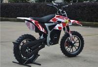 2016 NEW 500W 800W Motor Mini Electric Dirt Bike Pocket Bike for Kids