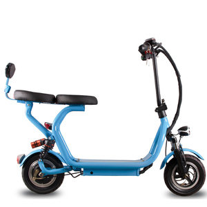 China Kid 12 Inch 350W Foldable Cheap Price Electric Mini Moto Pocket Bike City Coco Scooter Moped Malaysia