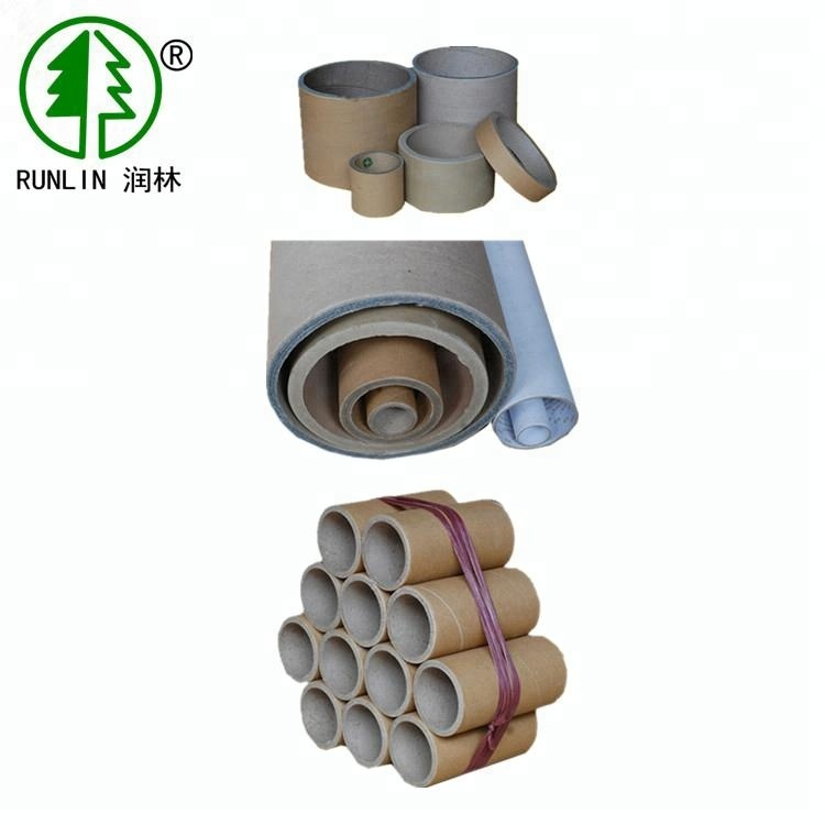 100% Recycle hartpappe core rohr/papierrolle core
