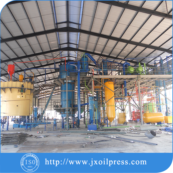 Easy operation palm kernel oil extraction machine