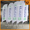 10 fiberglass feather flag banners advertising swooper flags banners outdoor wholesale feather flags
