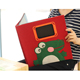 Personalized Fancy Animals Printing Design Wool Felt Photo Album For Baby
