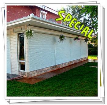 Electric roller window shutters buy roll up window - Electric window shutters interior ...