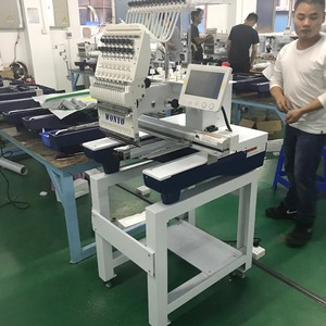 Used Barudan Tajima Computer Embroidery Machine Prices