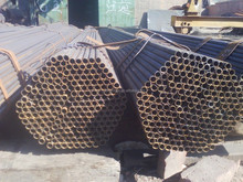 erw mild steel longitudinally welded pipes