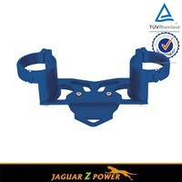 LC142 CNC Milled Billet Anodized Motorcycle Triple Clamps for Dirt Bike