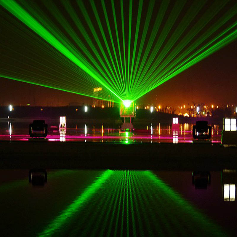 High Quality 8/10/15/20w Green Outdoor Animation Laser  Projector,Dj,Nightclub,Disco Stage Light,Events Amazing Beam Light - Buy  High Power Single