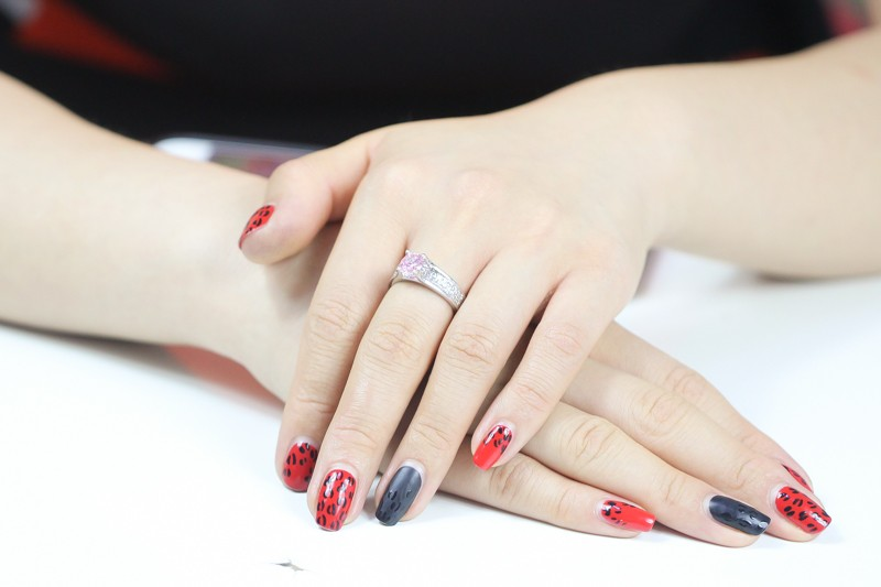 כחול ספיר CZ טבעת יהלום ורוד מכסף תכשיטים טבעות אירוסין עבור נשים כחול סגול פרחים Anel Feminino Y006