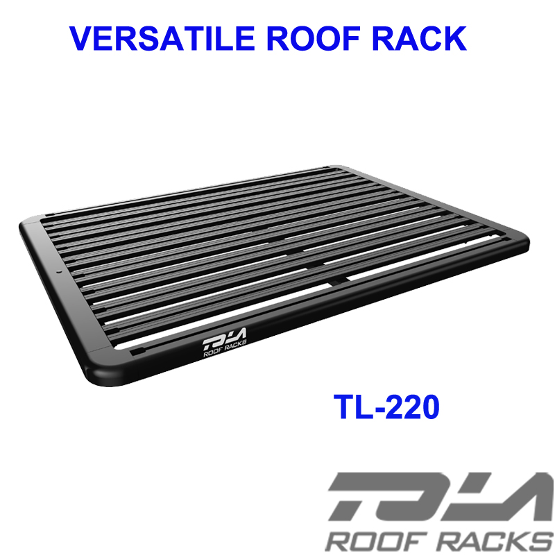 High carrying capacity 661LBS cargo roof basket for suv