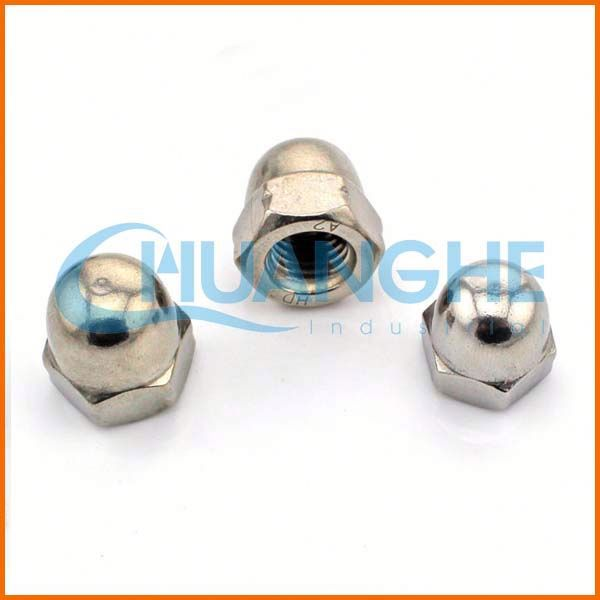 best factory price germany plastic cap nuts and bolts